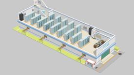 Sicurezza con intelligenza artificiale nelle centrali elettriche