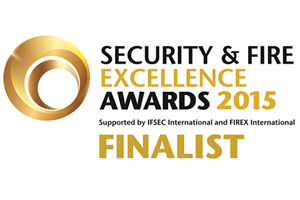 Dahua Network Camera Named Finalist of Security & Fire Excellence Award 2015