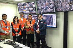 Dahua sichert das Betriebsgelände der peruanischen LAN Airline