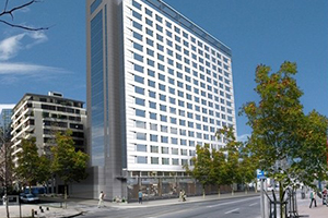 DoubleTree by Hilton in Chile Upgrades Video Surveillance with Dahua IP Solution