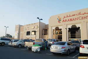 Dahua Megapixel-IP-Lösung sichert das Arabian Center in Dubai