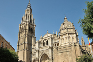 Dahua advanced security technology safeguards Toledo Cathedral