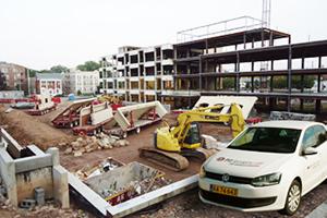 Dahua Technology helpt bij het beveiligen van bouwplaatsen in Denemarken