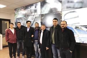 Dahua Delivers IP Solution for Turkey's Sinan Erdem Dome