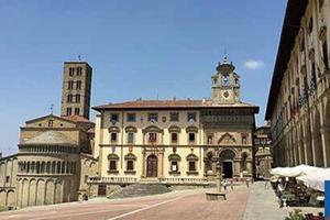 Dahua IP Solution Secures Arezzo, Italy