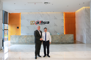 Delegation of Hungarian Police Visited Dahua Technology Headquarters