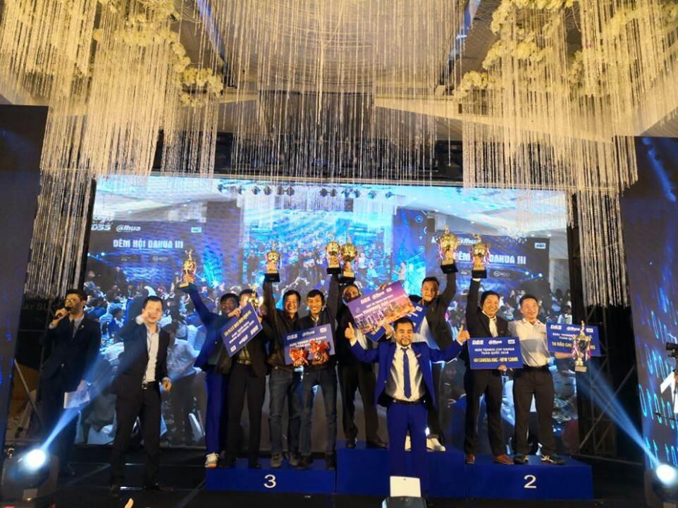La Tecnología Dahua Gana los Corazones de los Clientes con Sus Presentaciones Internacionales