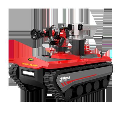 Firefight Robot