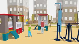Public Area-famadach