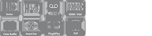 DH-XVR5108HE-X XVR видеорегистратор Dahua