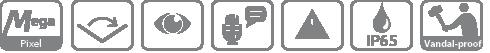 DHI-VTO3211D-P4 IP вызывная панель Dahua