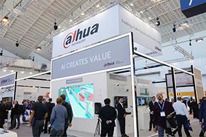 Dahua Technology Shows AI Creativities at SECURITY ESSEN 2018