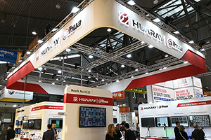 Dahua Technology Presents at Vision Stuttgart, Showcases Machine Vision Expertise