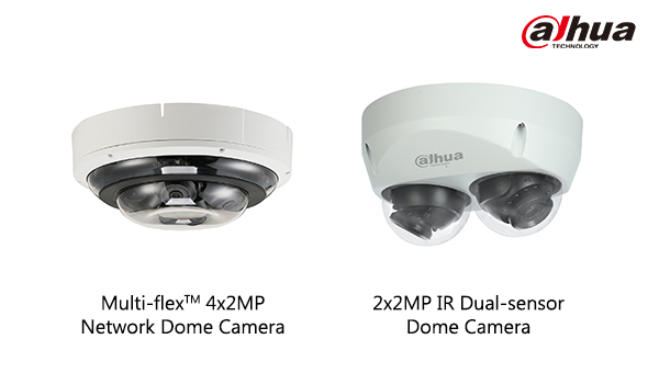 Dahua multi-sensor cameras