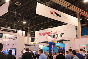 "Dahua Technology Presents ""Empowering through Technology"" at ISC West 2019"