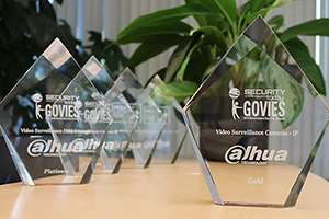 Dahua Technology Wins Govies Award for Outstanding Security Product
