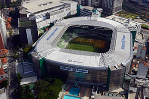 Dahua Technology Secures Allianz Parque with AI-powered security solution