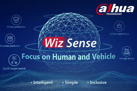 Dahua WizSense: A Smarter Way to Ease your Security Operation