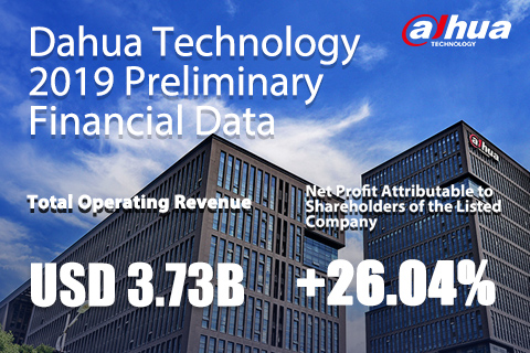 Dahua Technology Released 2019 Annual Report: Steady Growth, Precise Investment
