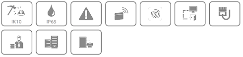 Автономный контроллер доступа DAHUA DHI-ASI1202M-D