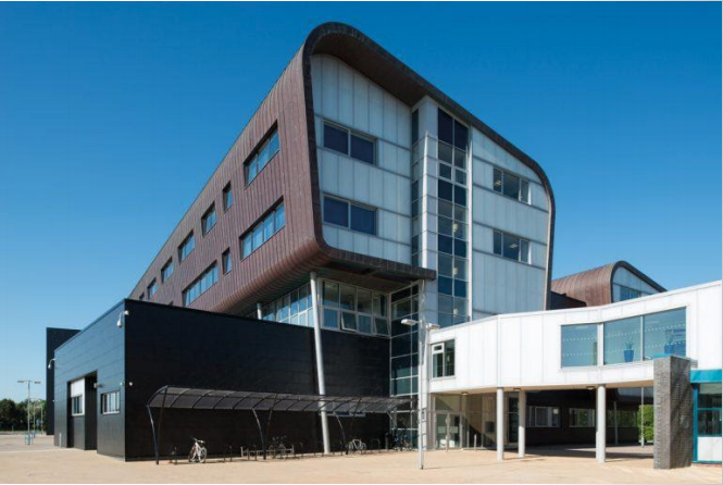 Furness College Installs Dahua Temperature Monitoring Access Control