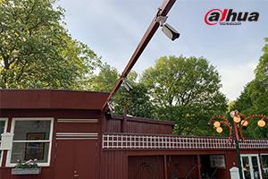 Bakken, the World's Oldest Amusement Park, Deploys Dahua PCFC Solution