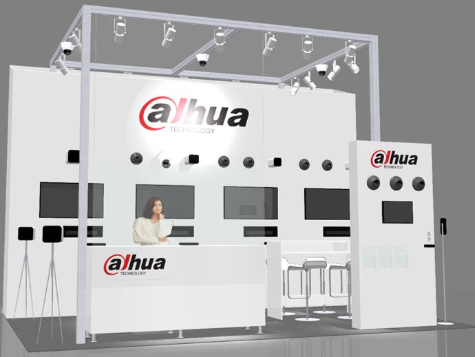 Dahua Technology auf der SicherheitsExpo 2020
