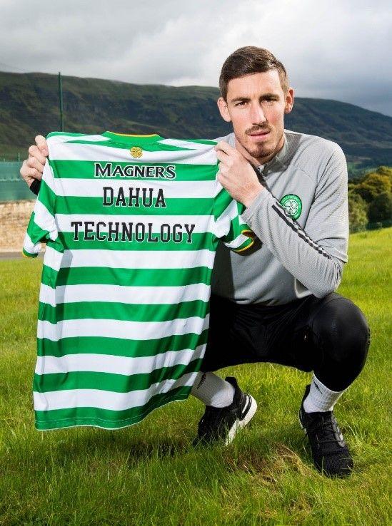 Celtic FC unterzeichnet Sponsoring-Vertrag mit Dahua Technology