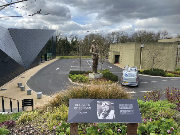 Dahua Helps Secure Iconic Battle of Britain Operations Centre