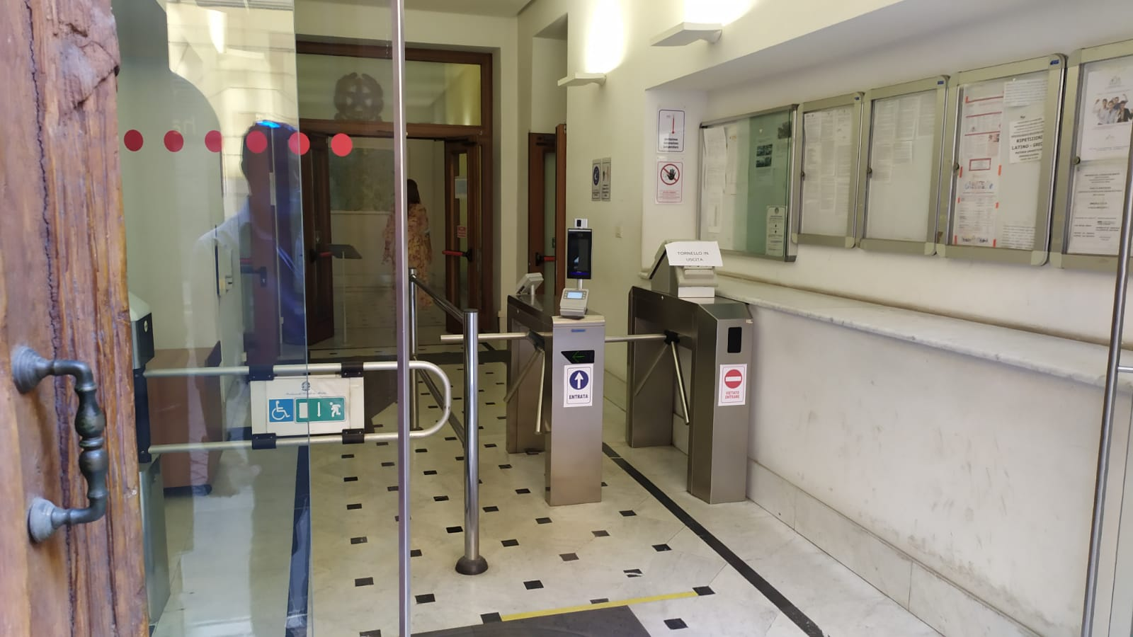 Dahua stattet Amtssitz des italienischen Ministerpräsidenten mit seiner Technologie zur Pandemie-Prävention aus