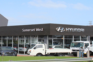 Hyundai Somerset West Branch Store Equipped with AI-enabled Dahua WizMind Surveillance Solution
