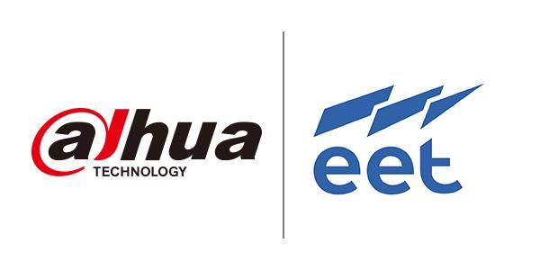 Dahua Technology begrüßt EET als neuen Vertriebspartner