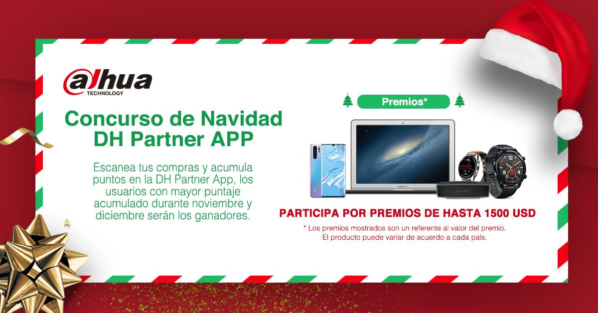Acumula puntos y gana premios con la DH Partner App