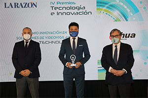 Dahua TiOC Receives 4th La Razón Technology and Innovation Award