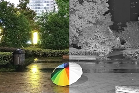 Dahua Full-color AI Solution Makes The Night As Colorful As The Day