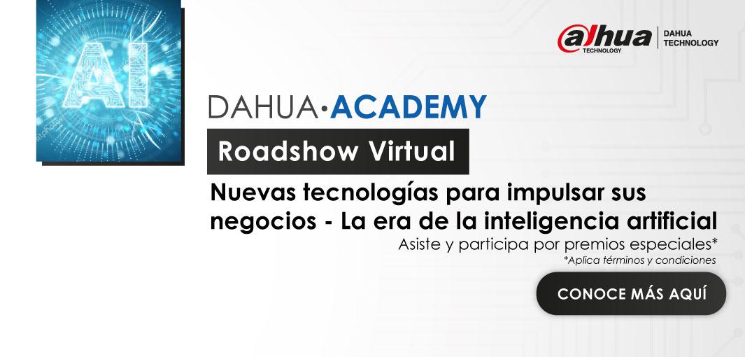 Roadshow virtual: Nuevas tecnologías para impulsar sus negocios – la era de la inteligencia artificial