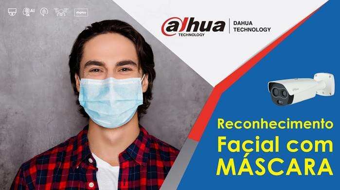 Reconhecimento Facial com Detecção de Máscaras