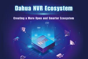 NVR DHOP – открытая интеллектуальная экосистема IP-видеорегистраторов Dahua