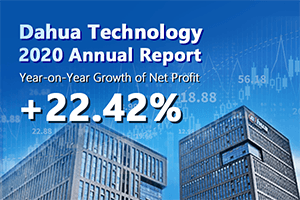 Dahua Technology 2020 Annual Report: Steady Growth, Sustainable Development
