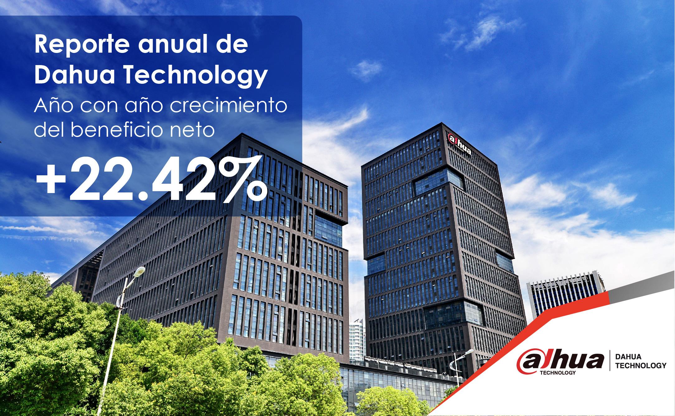 Informe anual de Dahua Technology 2020