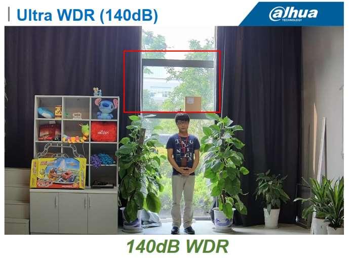 Dahua WDR Technology