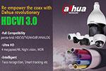 DAHUA TECHNOLOGY LAUNCHES HDCVI3.0, NEXT-GENERATION ANALOG-TO-HD SOLUTION