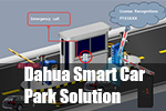 Entrance Control for Dahua Smart Car Park Solution