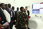 The Rt. Hon. Speaker of Parliament, Uganda, Rebecca Kadaga Visited Dahua