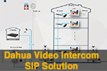 Dahua Video Intercom SIP Solution Give You Peace of Mind