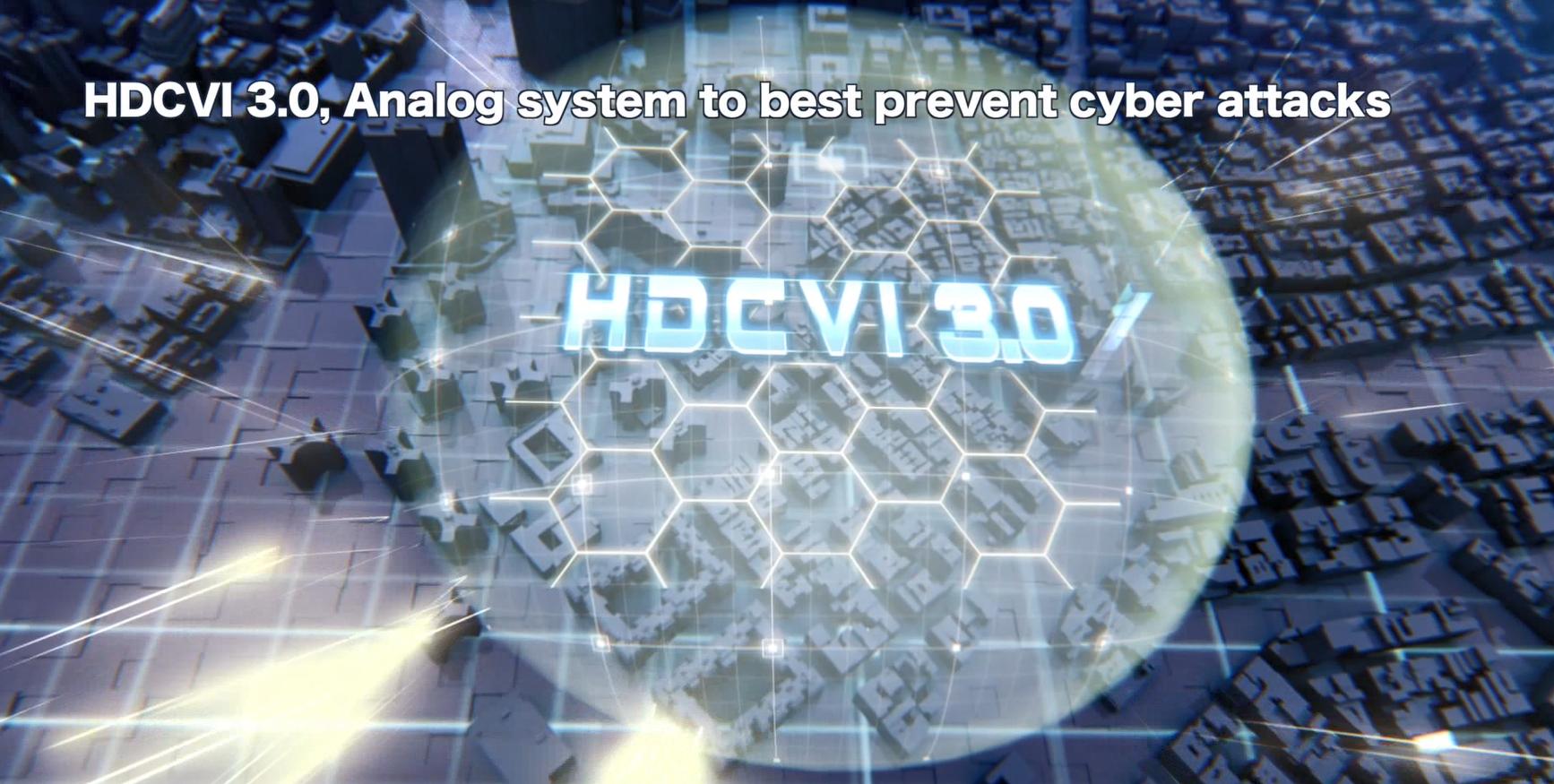 Dahua HDCVI3.0