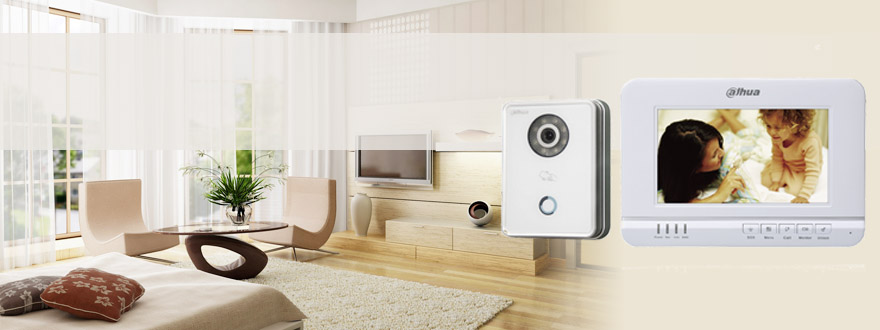 Wireless Alarm Video Intercom