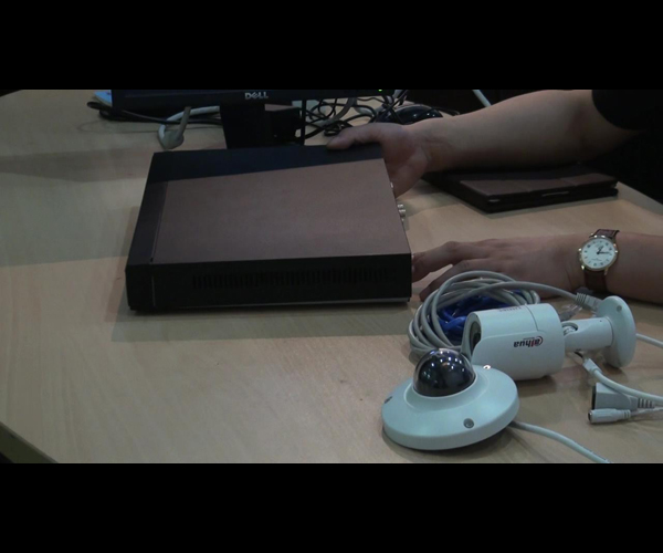 Dahua POE NVR solution