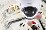 Dahua Introduces 3-inch Network Mini PTZ Dome Camera