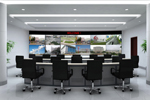 Dahua Linux-based Video Wall Deployed in Venezuela